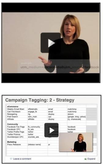 Sarah Hodges Campaign Tagging